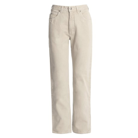 Specially made 5-Pocket Cotton Twill Jeans (For Women)