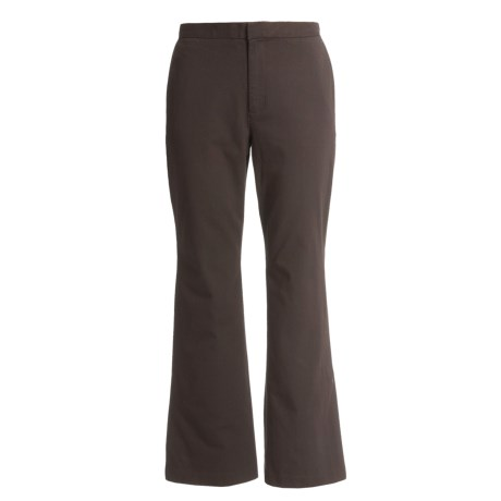 Specially made Stretch Cotton Twill Pants (For Women)