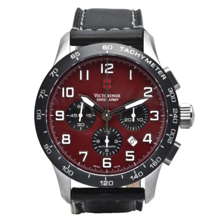 Victorinox Swiss Army Air Boss Mach 6 Automatic Chronograph Watch