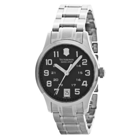 Victorinox Swiss Army Alliance Watch - Stainless Steel, Small Face (For Women)