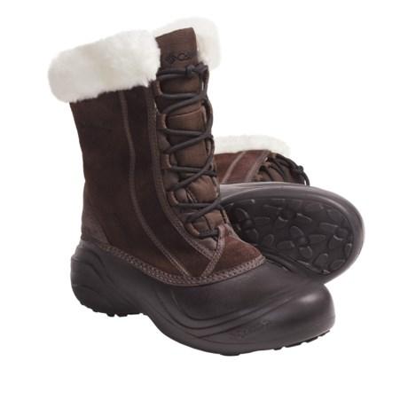 Columbia Sportswear Sierra Snowcat Winter Boots - Insulated (For Women)