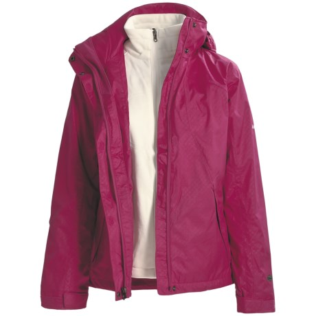 Columbia Sportswear Winter Wanderlust Jacket - 3-in-1, Removable Liner (For Women)
