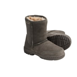 Bearpaw Meadow Winter Boots - Suede (For Youth)