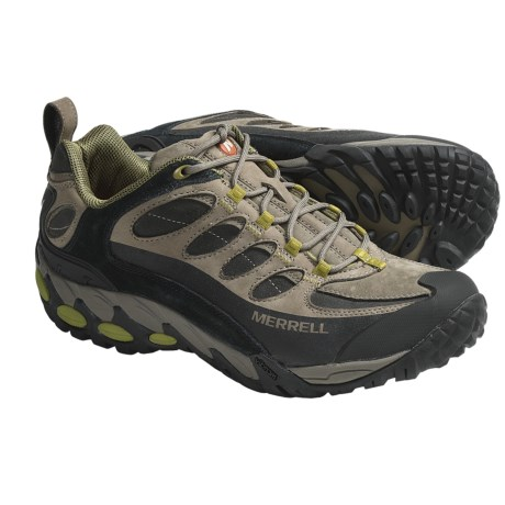 Merrell Refuge Core Trail Shoes - Nubuck, Suede (For Men)