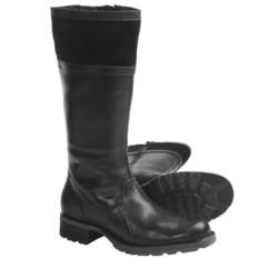 Sebago Saranac High Boots - Waterproof, Leather (For Women)