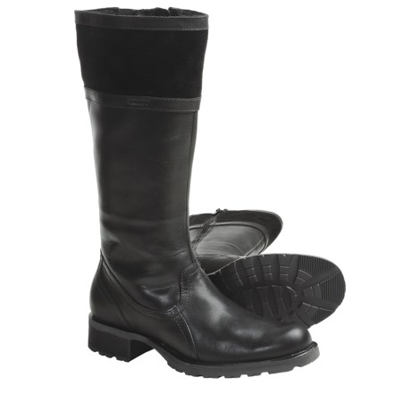 Sebago Saranac High Boots - Waterproof, Leather (For Women)