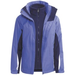 Columbia Sportswear Silver Thaw Jacket - 3-in-1 (For Plus Size Women)