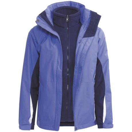 Columbia Sportswear Silver Thaw Jacket - 3-in-1 (For Plus Size Women)