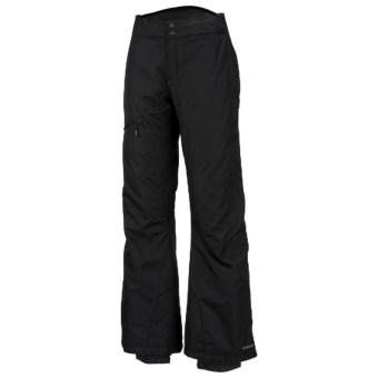 Ski Pants - Insulated (For Plus Size Women) - review by acproductions