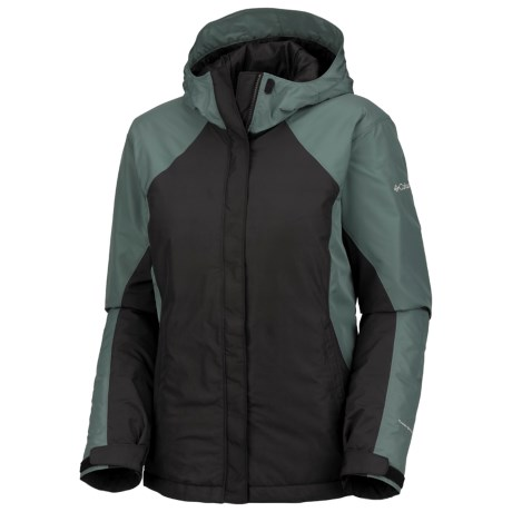 Columbia Sportswear Gotcha Groovin Jacket - Insulated (For Plus Size Women)