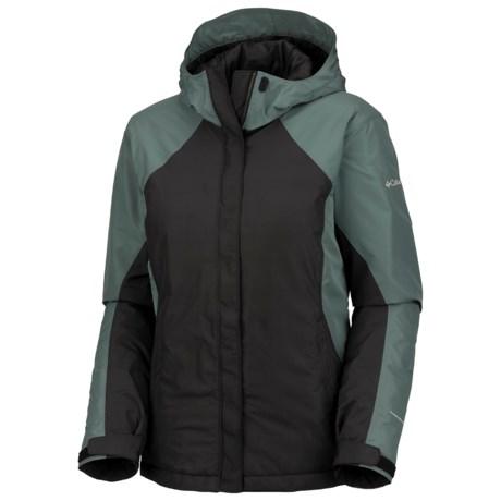 Columbia Sportswear Gotcha Groovin Jacket - Insulated (For Plus Size Women)