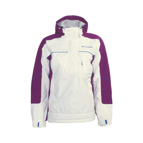 Columbia Sportswear Antler Falls Pullover Jacket - Insulated (For Women)