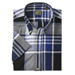 Gitman Brothers Cotton Sport Shirt - Short Sleeve (For Men)