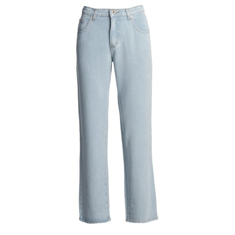 Pulp Rayon Three-Pocket Jeans (For Women)