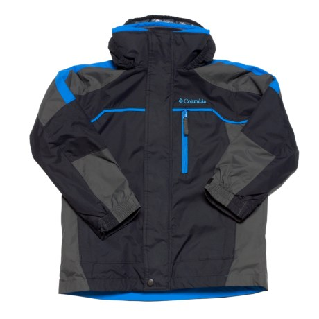 Columbia Sportswear Zip Basin 3-in-1 Jacket - Removable Liner (For Boys)