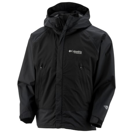 Columbia Sportswear Tiger Hybrid Jacket - Waterproof (For Boys)
