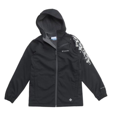 Columbia Sportswear Jacob Jokester Jacket - Soft Shell (For Boys)