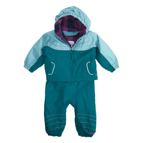 Columbia Sportswear Twinkle Snowsuit Set (For Infant Girls)