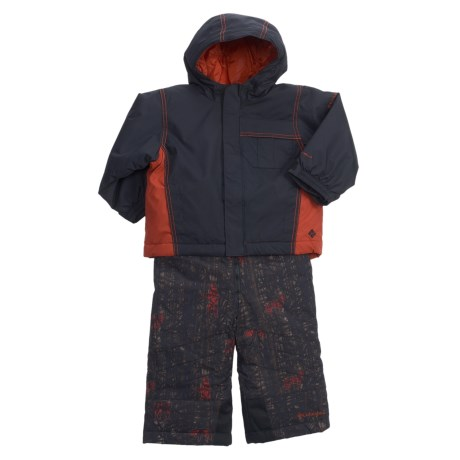Columbia Sportswear Snow Go-Er Jacket and Snow Pant Set (For Infant Boys)