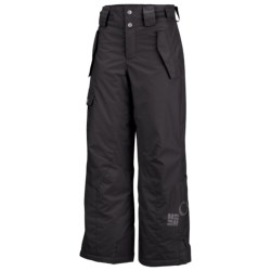 Columbia Sportswear Bugaboo Snow Pants - Insulated (For Little Boys)
