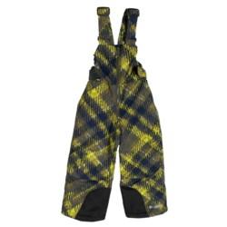 Columbia Sportswear Victory Peak Bib Snow Pants - Insulated (For Little Boys)