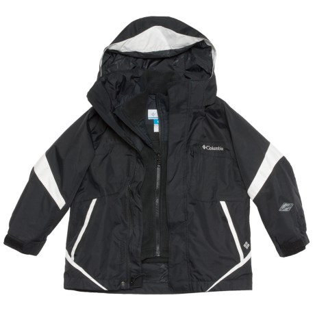Columbia Sportswear Bugaboo 3-in-1 Jacket (For Little Boys)