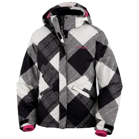 Columbia Sportswear Crushed Out Jacket - Insulated (For Girls)