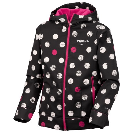 Columbia Sportswear Dottie Diva Jacket - Soft Shell (For Little Girls)