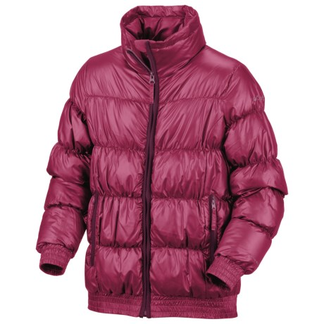 Columbia Sportswear Snow Puff Jacket - Insulated (For Little Girls)