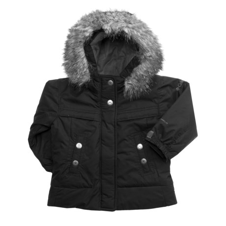 Columbia Sportswear Betty's Peak Jacket - Insulated (For Little Girls)