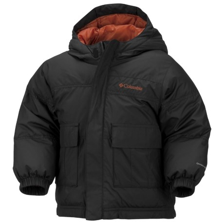 Columbia Sportswear Squish N Stuff Jacket - Insulated (For Toddler Boys)