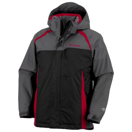 Columbia Sportswear Summit Rush Jacket - Insulated (For Toddler Boys)