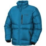 Columbia Sportswear Space Heater Down Jacket - Insulated, Titanium (For Boys)