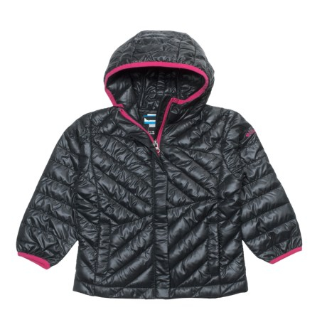 Columbia Sportswear Powder Lite Jacket - Insulated (For Toddler Girls)