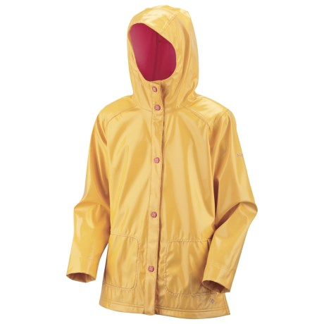 Columbia Sportswear Puddle Jumper Rain Slicker Jacket - Waterproof (For Girls)