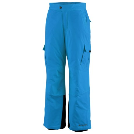 Columbia Sportswear Rugged Decline Snow Pants - Insulated (For Little Kids)