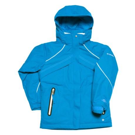 Columbia Sportswear Buga Girl Jacket - Insulated (For Girls)
