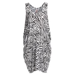 Calida Wave Nightgown - Stretch Micromodal® Jersey, Sleeveless (For Women)