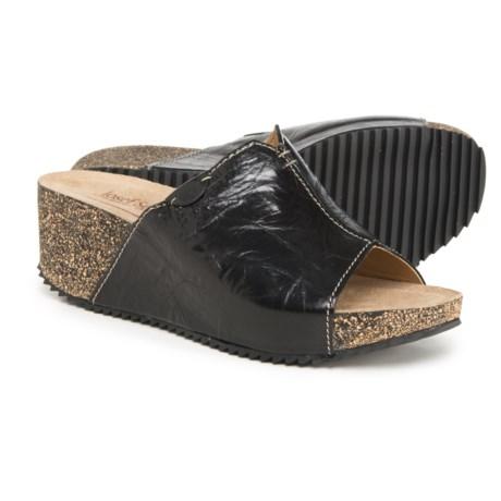 Josef Seibel Meike 07 Wedge Sandals - Leather (For Women)