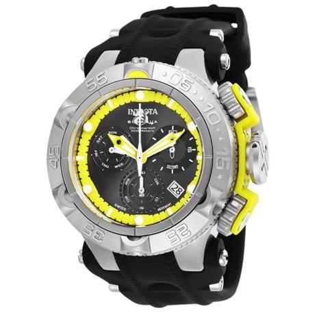 Invicta Subaque Watch - Silicone Strap