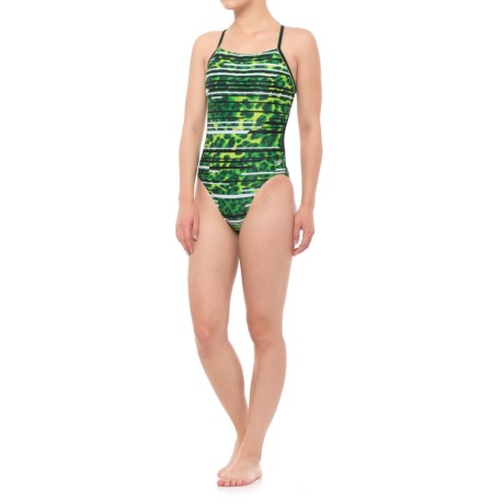 Speedo Got You Cross-Back Competition Swimsuit (For Women)