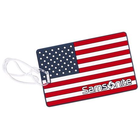 Samsonite Designer ID Luggage Tag