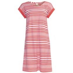 Calida Sea Coast Nightshirt - Cotton Jersey, Short Sleeve (For Women)