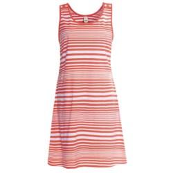 Calida Sea Coast Nightshirt - Cotton Jersey, Sleeveless (For Women)