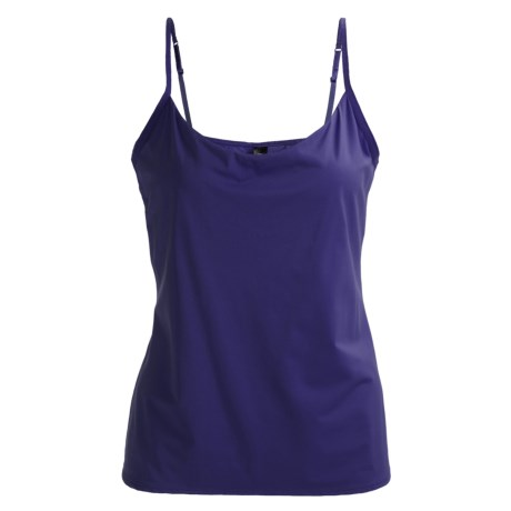 Calida Intimacy Single Jersey Tank Top - Spaghetti Straps (For Women)