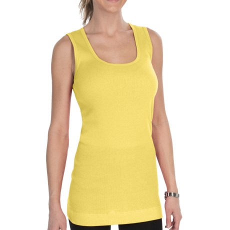 Calida Celebration Tank Top - Ribbed Cotton (For Women)
