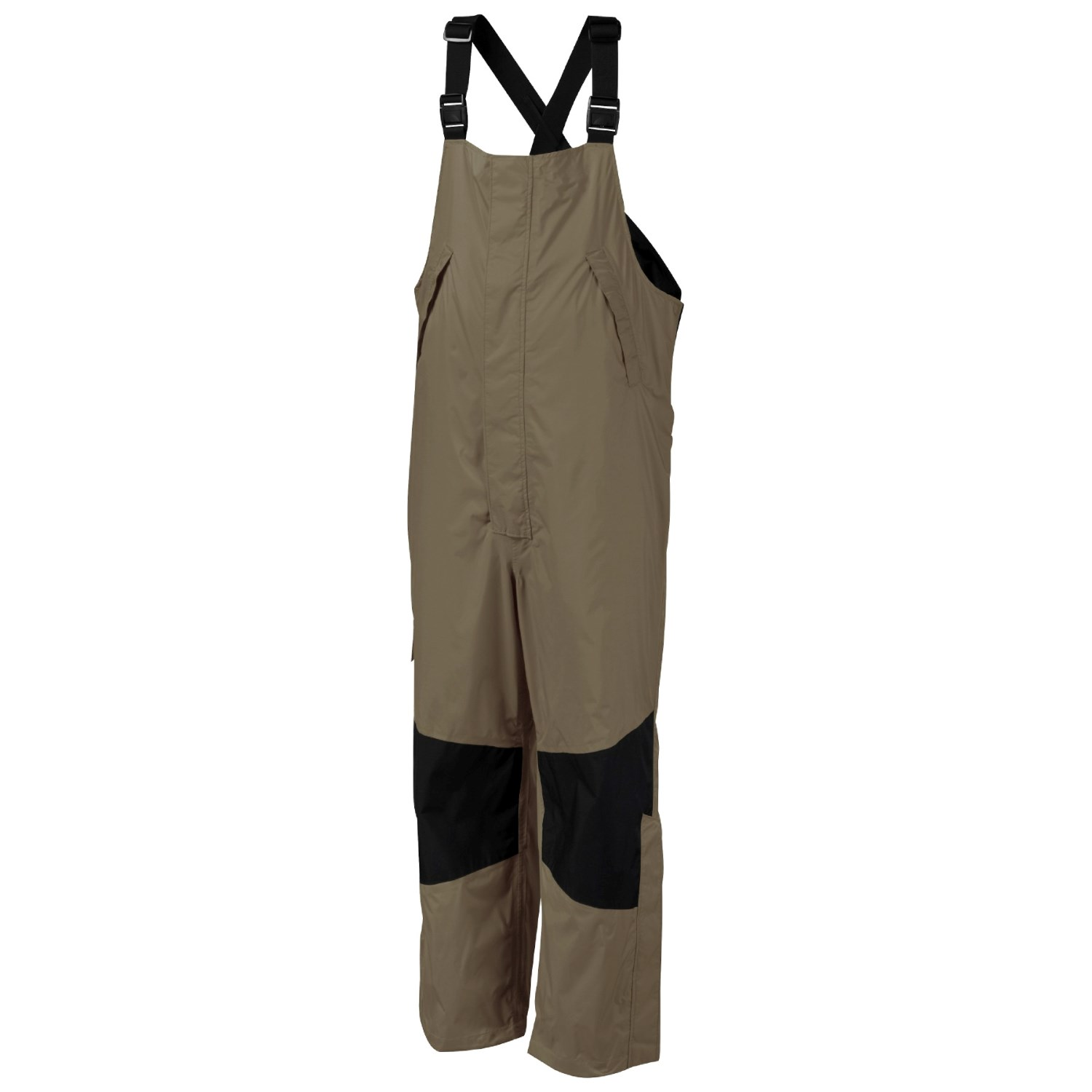 Columbia sportswear american angler pfg bib overalls for for Waterproof fishing bibs