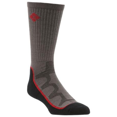 Columbia Sportswear Hiker Lite II Socks - Merino Wool, Lightweight (For Men)