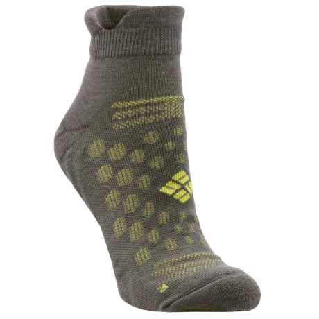 Columbia Sportswear Ravenice Micro Tab Socks - Merino Wool, Below-the-Ankle (For Women)