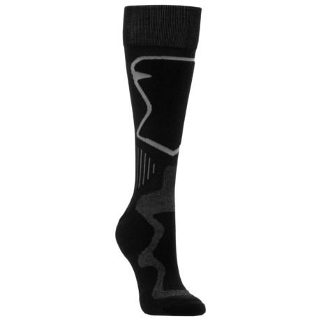 Columbia Sportswear Winter Ski II Ski Socks - Merino Wool, Lightweight, Over-the-Calf (For Women)